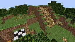 Pig Racing With Pigs (1.5) Minecraft Map & Project