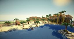 Hobo Cove Minecraft Map & Project
