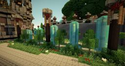 Garden of Keaton Minecraft