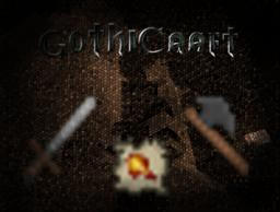 GothicCraft Mod 1.4.7 HUGE UPDATE (MAGIC!,DIMENSION!,STRUCTURES!,MOBS!, AND A LOT MORE!) Minecraft Mod