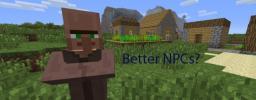 Better NPCs -Minedea- Minecraft Blog