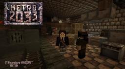 Metro 2033 ST.Petersburg - freeplay.map Minecraft Project