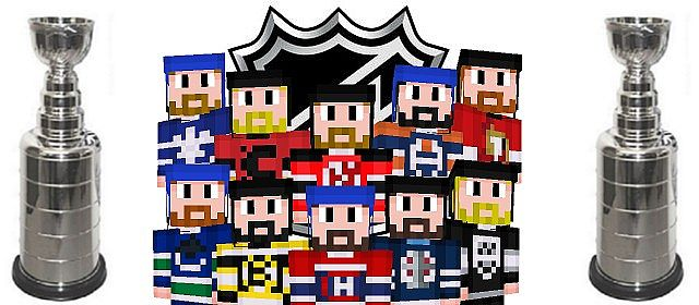 Edmonton Oilers NHL Hockey player Minecraft Skin