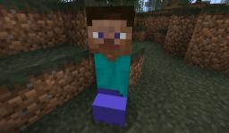 Creeper Steve Minecraft Texture Pack