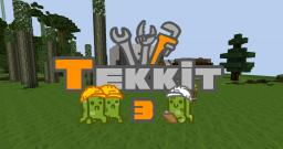 Tekkit Base Minecraft Map & Project