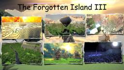 The Forgotten Island III (CTM/survival map) Minecraft Project
