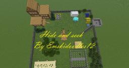 Скачать Hide and Seek V1/8 - Прятки для игры в minecraft