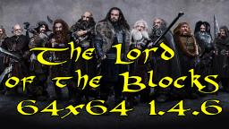 The Lord of the Blocks 64x64 1.4.6 Minecraft Texture Pack