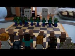 Minecraft Chess in Real Life - Animation (Concept Trailer) Minecraft Blog