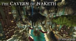 The Cavern of NaKeth [Contest Entry] Minecraft Project