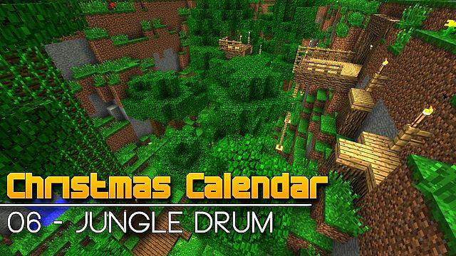 Christmas Calendar Minecraft Download : Parkour map v christmas calendar minecraftpg
