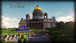 Isaac's Cathedral Minecraft Map & Project