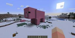 Pig Minecraft Map & Project