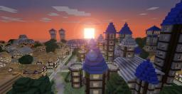 Minecraft medieval town [ Kingdom of Verona ] [ Download ] V.1 Minecraft Map & Project