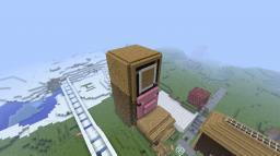 Pig Ben Minecraft Project