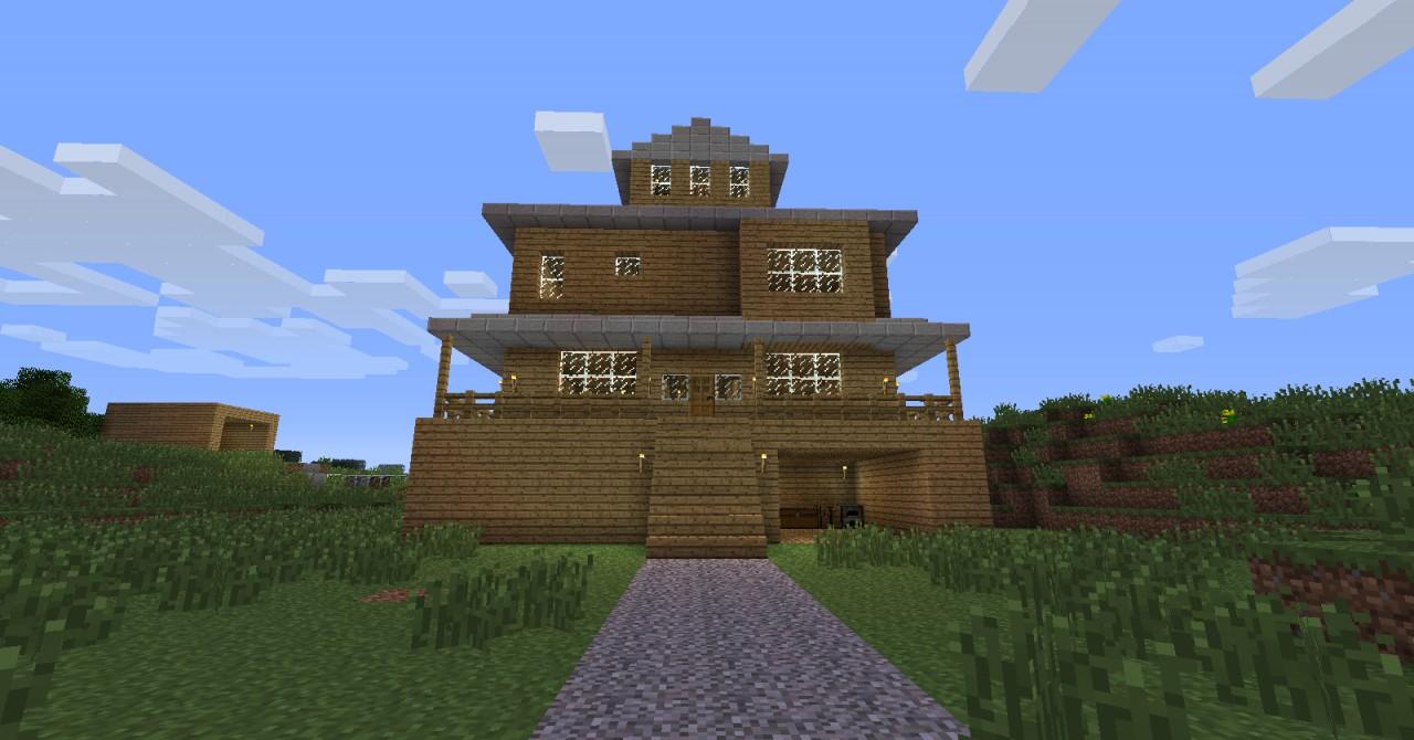Hood Build Minecraft