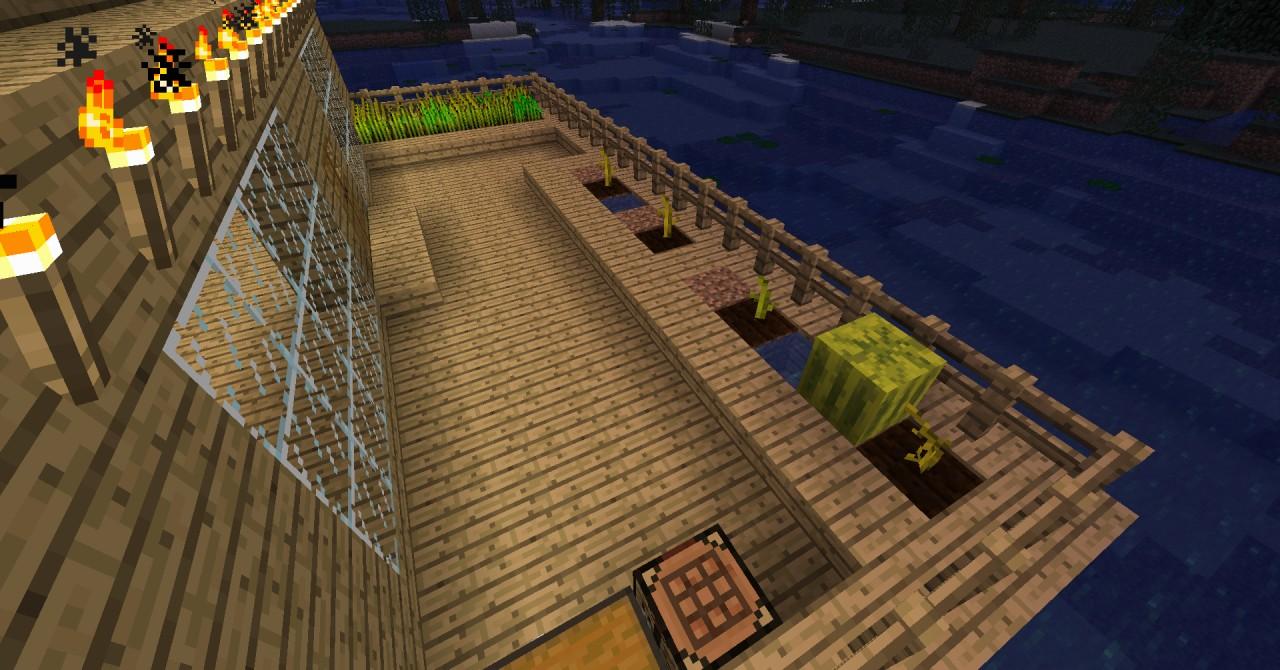 Mini garden farm