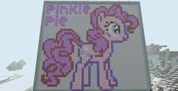 pinkie pie Minecraft Map & Project