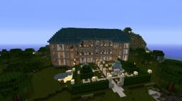 Erik`s Villa Minecraft Map & Project