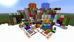 Cartoon Like Minecraft Texture Pack