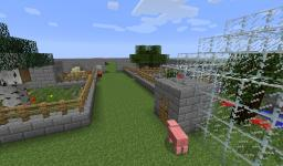 Animal Zoo! Needs Extra mobs mod WIP Minecraft Map & Project