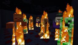 [1.4.6] Killer Block Mod [Lights Mobs on Fire] [ModLoader] Minecraft Mod