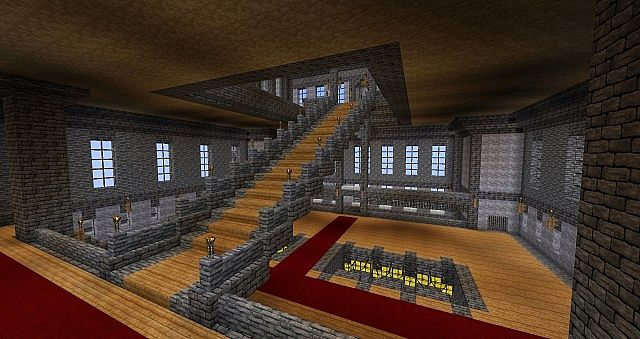 Minecraft Castle Minecraft Map