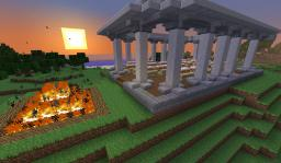 Percy Jackson Server in the making :) Minecraft