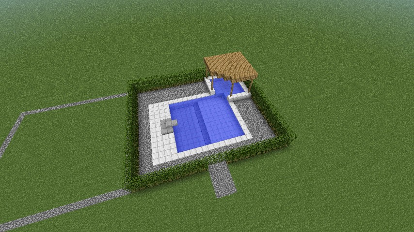 pool designs minecraft project