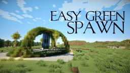 Easy green spawn Minecraft Project