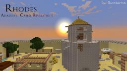 [1.10]- Rhodes- Assassin's Creed Revelations Multiplayer Map Minecraft Project