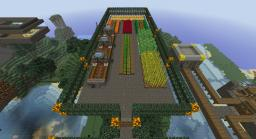 Minecraft-Skybase Minecraft Map & Project