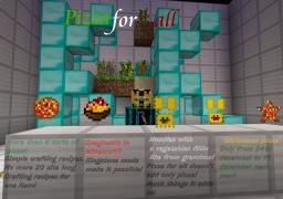 [Forge][SSP][Pizza for all mod] v6.0 [MC 1.5.2] Pizza and noodls![4.000 downloads?][8 Achievments + a new Furnace!]