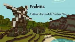 Prakvitz  [a mideval village] Minecraft