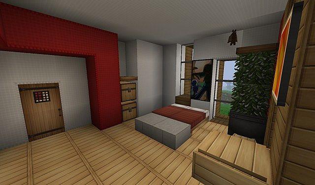 Modern house world save
