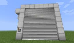 SECURED HOME Minecraft Map & Project