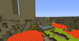 Herobrines Fallen City Minecraft Map & Project
