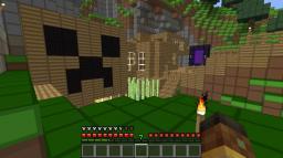My Survival World (RedStone Complex) Minecraft Map & Project