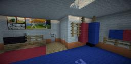 YK Martial Arts Studio Minecraft