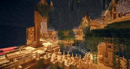 Library of Aethina  [Caved In Project Entry] Minecraft Map & Project