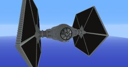 Star Wars TIE Fighter Minecraft