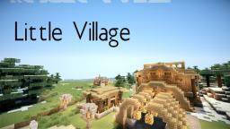 Minecraft Timelapse - Small village near the river Minecraft Project