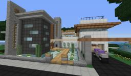 The Hershey House -World of Keralis Server- Minecraft Map & Project