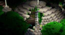 Prof. Zinz and Ancient ruins (Caved In Contest) Minecraft Map & Project