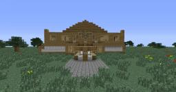 ABlockMan's Mansion Minecraft Map & Project