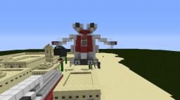 Clone Battle at Tatooine Minecraft Map & Project