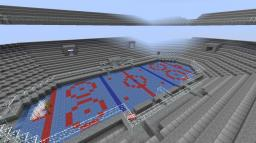 Ice arena Minecraft Map & Project