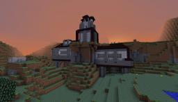 Zombie Survival Bunker Minecraft Map & Project