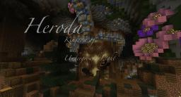 Heroda: Kingdom of Underground Light (PMC Caved In Contest) Minecraft Map & Project