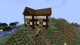 My home style Minecraft Map & Project